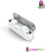TWS A1R01 Bluetooth 5.0 Earphone White