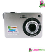 Portable Digital Video Camera - Silver