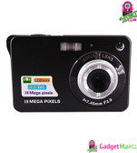 Portable Digital Video Camera - Black