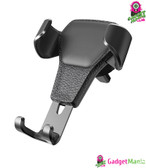Air Vent Mount Stand Car Holder - Black