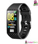 DT58 Fitness Tracker Smart Bracelet Black
