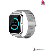 Z60 Bluetooth Smart Watch Silver