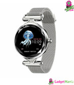 H1 Women Fashion Smart Watch - Silver