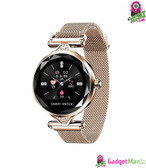 H1 Women Fashion Smart Watch - Gold