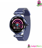 H1 Women Fashion Smart Watch - Blue