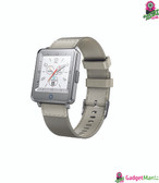 Fashion Smart Watch - Silver Gray