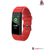 115 Plus Color Screen Smart Watch Red