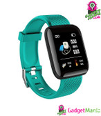Waterproof SmartWatch Green