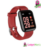 Waterproof SmartWatch Red