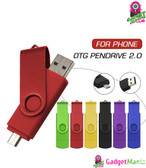 USB 2.0 Flash Drive for Smartphone - 32GB