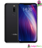 Meizu X8 6+128GB 4G LTE Smarter Mobile Black