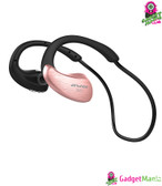 AWEI A885BL Bluetooth Earphones Rose gold