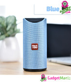 Bluetooth Portable Outdoor Loudspeaker -Blue