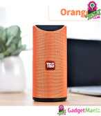 Bluetooth Portable Outdoor Loudspeaker-Orange