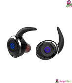 AWEI T1 Bluetooth Earphone Black