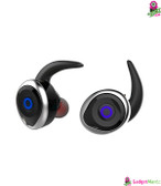AWEI T1 Bluetooth Earphone Silver