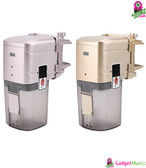 Automatic Fish Feeder Champagne Gold L
