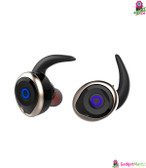 AWEI T1 Bluetooth Earphone Gold