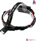 LED Head Lamp - Black