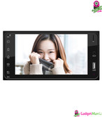 7 Inch Car Head Unit for Toyota (With Camera)