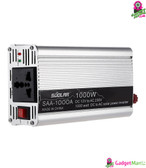 1000W Portable Car Power Charger White