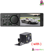 4.1Inch Universal Car Head Unit (With Camera)