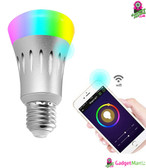 LED Intelligent Wifi Bulb - 7W E27