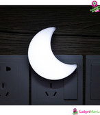 LED Sleeping Night Light - US Plug (White)