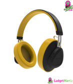Bluedio TMS Wireless Headphone Yellow