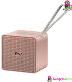 EWA A105 Cute Mini Bluetooth Speaker Rose