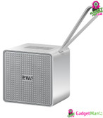 EWA A105 Cute Mini Bluetooth Speaker Silver
