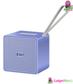 EWA A105 Cute Mini Bluetooth Speaker Blue