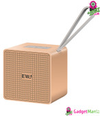 EWA A105 Cute Mini Bluetooth Speaker Gold