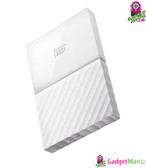 Western Digital HDD Storage Disk White