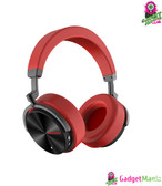 Bluedio T5 Bluetooth Headphones - Red