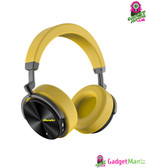 Bluedio T5 Bluetooth Headphones - Yellow