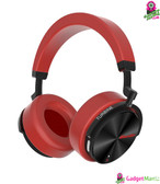 Bluedio T5S Bluetooth Headphones - Red