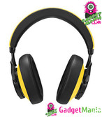 Bluedio T7 Bluetooth Headphones Yellow