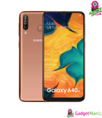 Samsung Galaxy A40s 6+64GB Phone Gold