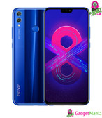 Huawei Honor 8X 4+64GB phone US Version Blue