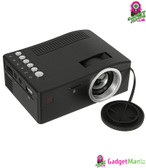 UC18 Mini HD Projector Black US Plug