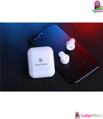 Wireless Bluetooth Headset In-Ear White