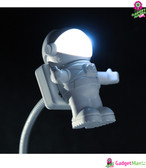 Spaceman creative USB night light