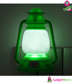 Decoration Vintage Lamp Green 0.2