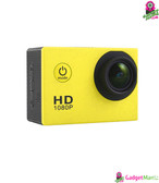 A1 2.0 Mini HD Action Camera Yellow