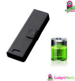 1200mAh E-Cigarette Charger Box - Black
