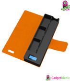 1200mAh E-Cigarette Charger Box - Orange