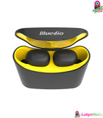 Bluedio T-elf Mini TWS Earbuds Yellow