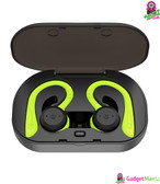 Kawbrown TWS New Bluetooth 5.0 Earphone Green