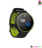 X2 plus IP68 Waterproof Sports Bracelet Green